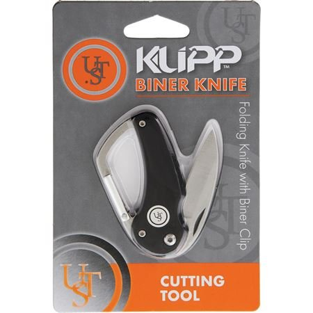WG01915-BRK Klipp Biner Knife black