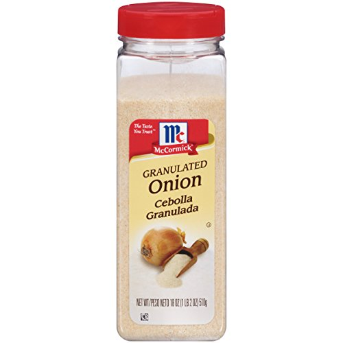 Mccormick Granulated Onion  18 Oz