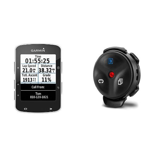 Garmin Edge 520 Bike GPS with remote