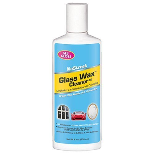 Gel Gloss 3 Pack Of Gel Gloss Glass Wax Polish For Sale