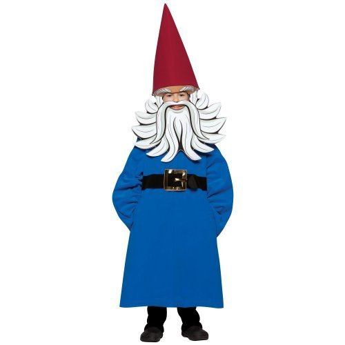 Travelocity Roaming Gnome Child Costume