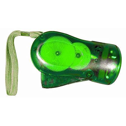 Pirlouit de kuenen Explorateur Lampe de poche avec dynamo 42427