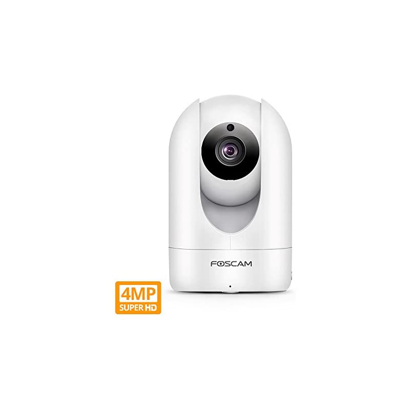 Foscam Super HD 2K (4MP) WiFi Video Secu