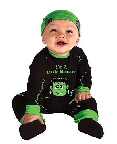 My First Halloween Lil' Monster Halloween Costume - Infant Size 0-6 Months]()