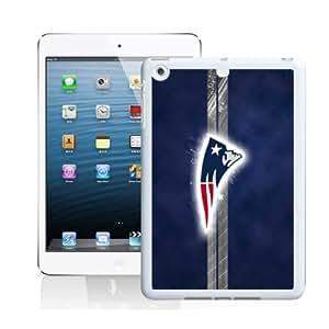 SevenArc NFL New England Patriots Ipad Mini Case Cover For NFL Fans