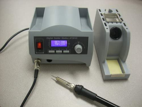 Madell AT201D Digital Display Soldering Station with Cradle Stand