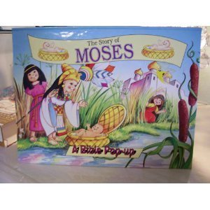 Story of Moses (Bible Story Pop Up)