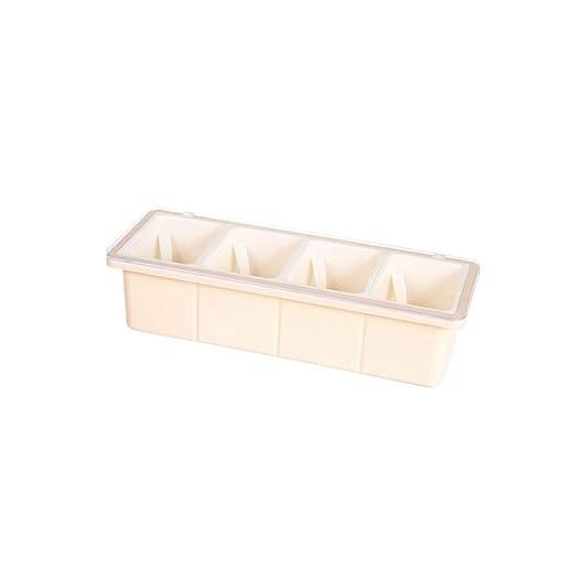 HBBOOI Caja de almacenamiento de frutas secas Contenedores de ...
