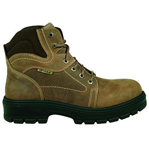 Cofra 82210-001.W48 Pueblo S3 HI di SRC HRO Scarpe di di sicurezza, taglia 48, colore: marrone