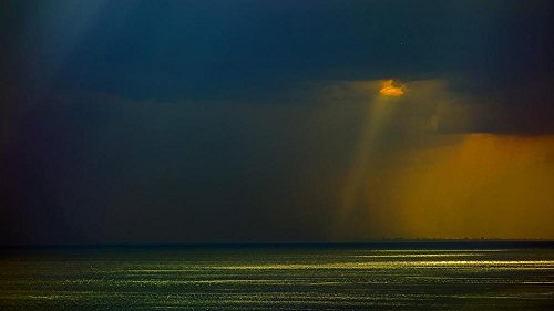 LAMINATED 42x24 inches Poster: Odessa Before The Rain Ray Of The - Odessa Ray
