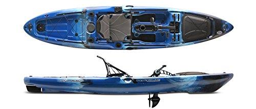 - Native Watercraft Slayer 13 Propel Pedal Fishing Kayak (Blue Lagoon)