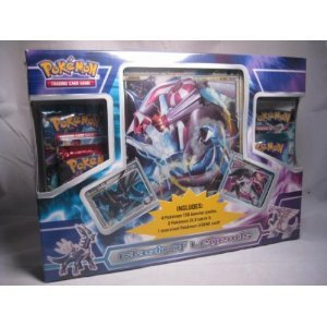 (Pokemon Card Game Clash of Legends Special Edition Dialga Palkia)