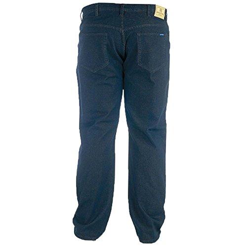 Jeans Denim Uomo Grande Elasticizzato Comodo King Rockford By Rj920 Da Misura Nero Duke yBFIqcq