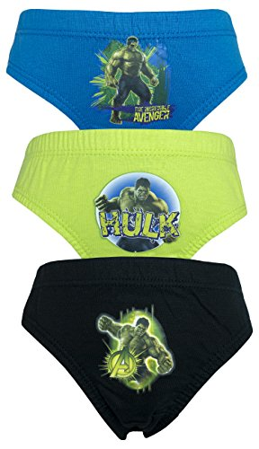 Incredible Hulk Pack Pants Briefs
