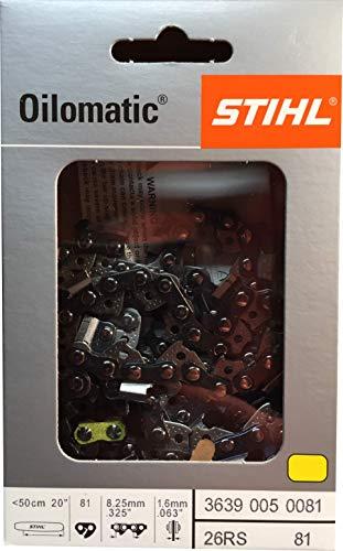 (STIHL 26RS 81 Rapid Super Chainsaw Chain 20