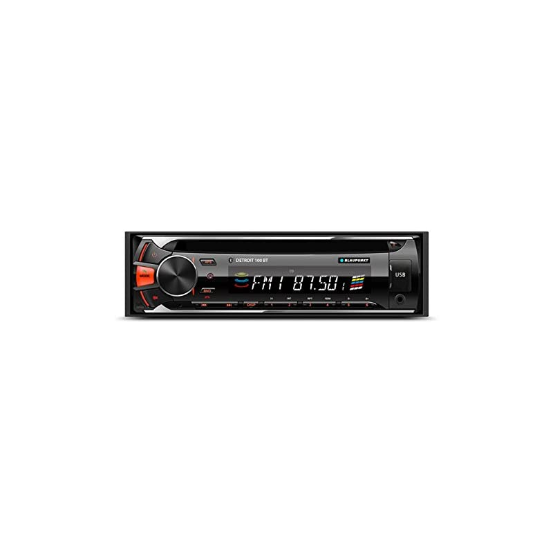 Blaupunkt DETROIT 100 BT CD, AM/FM-MPX2