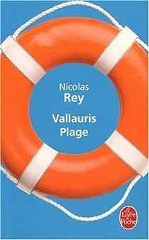 Vallauris plage par Rey
