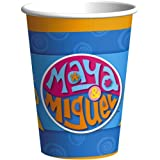 Maya And Miguel 9oz Paper Cups (8ct)