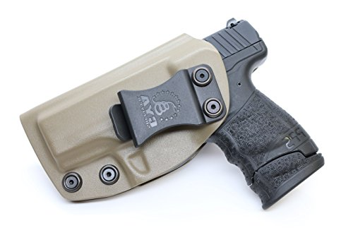CYA Supply Co. IWB Holster Fits: Walther PPS M2 - 9mm - V...