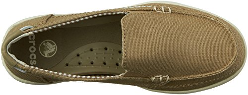 Khaki stucco Crocs Khaki Mocassini stucco Donna Donna Crocs Khaki Mocassini Crocs stucco Donna Mocassini gwqp4x0CZ