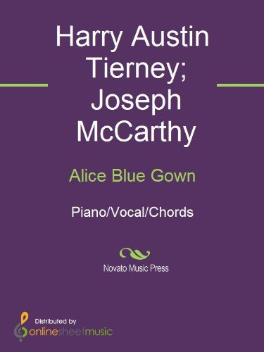 Alice Blue Gown - Kindle edition by Anna Neagle, Debbie Reynolds ...
