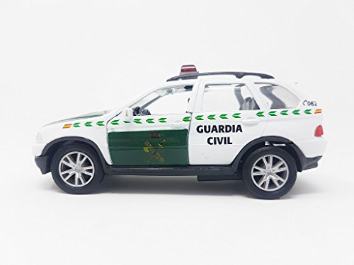 PLAYJOCS Coche Guardia Civil GT-3546 2