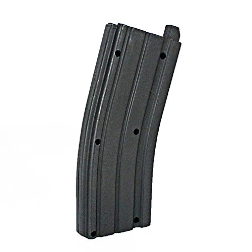Spare Airsoft Magazine (BBTac BT-M16 Clip - 450 Round Capacity Mag, Spare Clip Extra Airsoft Magazine for 6mm BBs Airsoft Gun Rifle M16A1 M16A2 M4 MR733 MR744)