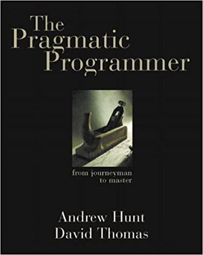 Image of The Pragatic Programmer Book