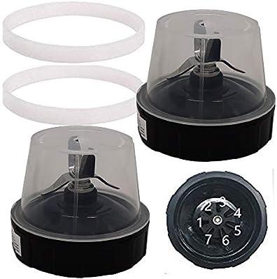 Joystar - Cuchilla de repuesto para licuadora Ninja Auto-IQ Smooth ...