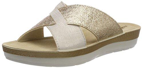 5 11 29 EU Rohde Gold Or Cisano Femme Gris Mules wq4HB7A