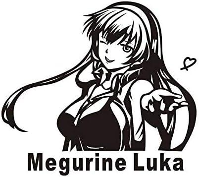 caowenhao Hatsune Miku Etiqueta engomada del Coche de Dibujos ...