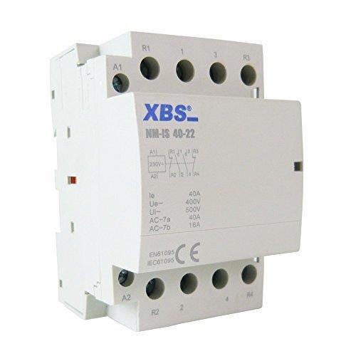 Schü tz Modular conctactor 25A 230VAC NM-IS 25-22 XBS 5220