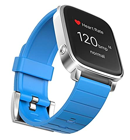 Joyeer Smart Watch Activity Tracker Call Reminder Message Notification Wristband Heart Rate Monitor Sedentary Alert Sleep Monitor Selfie Multiple UI Smartband for IOS Android , Random delivery