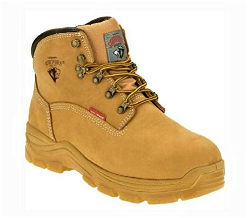 Herman Survivors Men's Waterproof Steel Toe Construction Safety Work Boots - Survivor (6)