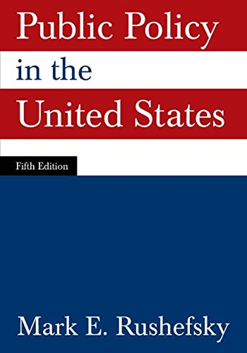 Public Policy in the United States (Examples Of Nationalism In The United States)
