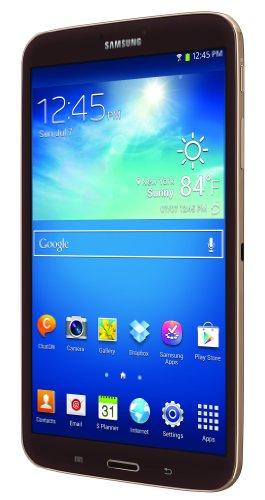 Samsung Galaxy Tab 3 (8-Inch, Gold-Brown) 2013 Model