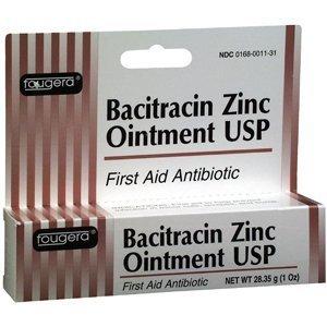 BACITRACIN ZINC OINT USP 1OZ FOUGERA E. (Fougera Bacitracin Zinc Ointment)
