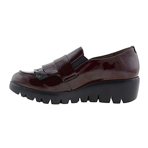 Wonders Zapatos 33137 C Burdeos Piel qYxXgO1