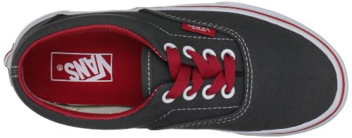 Vans Unisex Era Red Childs' Charcoal Trainers SP8SxO