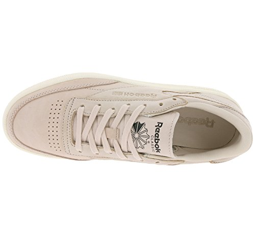 85 Old Reebok Sneaker C Vera Pelle Club Pink Classic Ladies wBOrxO8q0t