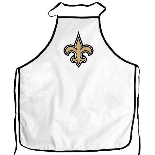 Orleans Apron New Saints - NFL New Orleans Saints Team Logo Apron, One Size Fits Most
