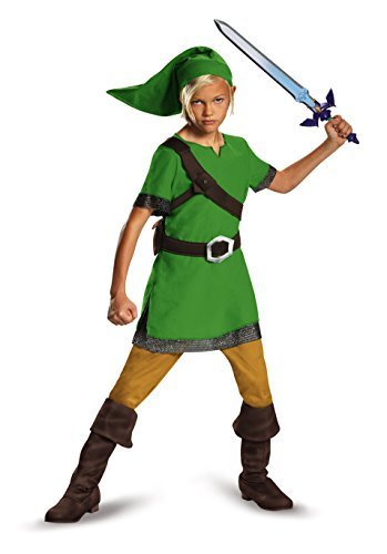 Disguise Link Sword Costume(Discontinued by manufacturer)
