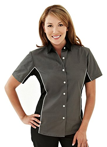 TMR Racing Women's Racewear Easy Care Woven Shirt - 919