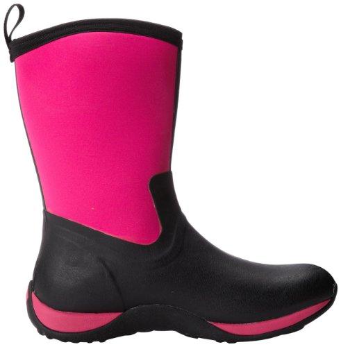 Stivale Weekend Artico Da Donna Boot Boot Nero / Rosa Caldo