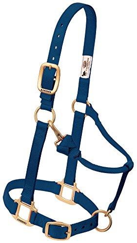 Weaver Leather Original Adjustable Nylon Horse Halter (Nylon Adjustable Horse Halter)