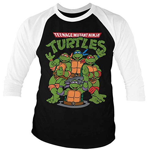 Teenage Mutant Ninja Turtles T Shirt Group Official
