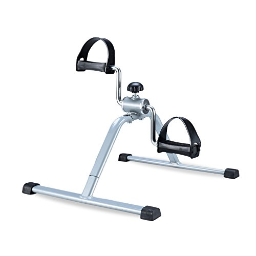 EXEFIT Pedal Exerciser Bike Desk Stationary for Leg and Arm Recumbent Medical Cycling Exercise