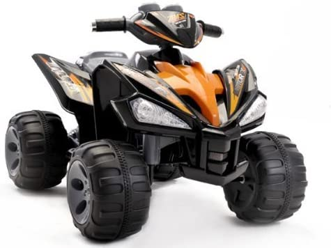 Kids QUAD ATV 4 Wheeler Ride On Power 2 Motors 12V Traction Wheels