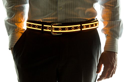Led Light Up Belt Buckle