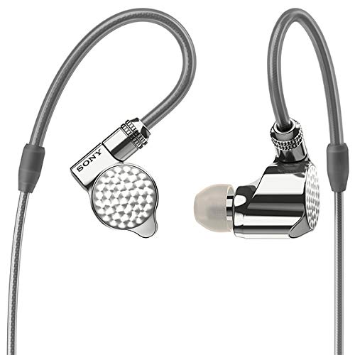 Sony Hi-Res Sealed Hybrid Earphone IER-Z1R【Japan Domestic Genuine Products】【Ships from Japan】